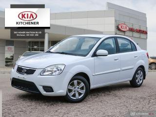Used 2011 Kia Rio EX-Convenience for sale in Kitchener, ON
