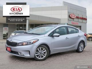 Used 2017 Kia Forte EX for sale in Kitchener, ON
