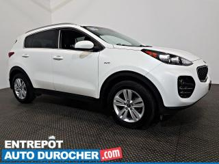Used 2018 Kia Sportage LX AWD AUTOMATIQUE - SIÈGES CHAUFFANTS for sale in Laval, QC
