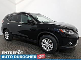 Used 2016 Nissan Rogue SV AWD - NAVIGATION - TOIT OUVRANT for sale in Laval, QC