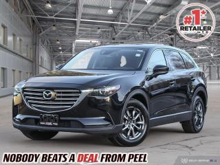 Used 2016 Mazda CX-9 GS-L All Wheel Drive, Vista Glass Sunroof, Leather for sale in Mississauga, ON