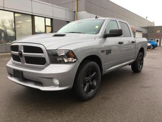 New 2020 RAM 1500 Classic Express Crew 4x4 V8 Black Accent Pack for sale in Hamilton, ON