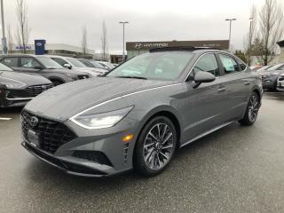New 2021 Hyundai Sonata Luxury for sale in Port Coquitlam, BC