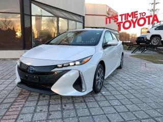 New 2021 Toyota Prius Prime PRIUS PRIME UPGRADE Prius Prime Upgrade/Optional C for sale in Mississauga, ON