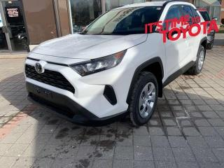 New 2021 Toyota RAV4 RAV4 FWD LE RAV4 LE FWD for sale in Mississauga, ON
