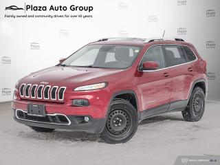 Used 2015 Jeep Cherokee Limited 4x4 | NO ACCIDENTS | SNOW TIRES INCLUDED | for sale in Orillia, ON