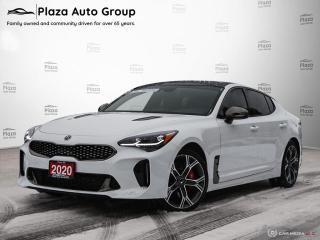 Used 2020 Kia Stinger GT Limited | LIKE NEW | LOW MILEAGE | LOADED for sale in Richmond Hill, ON