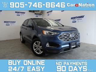 Used 2019 Ford Edge SEL | AWD | PANO ROOF | LEATHER | NAV | 1 OWNER for sale in Brantford, ON