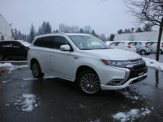 New 2020 Mitsubishi Outlander Phev 0% 84 Month 90 Day No Payment Up To $12000 Cash Di for sale in Surrey, BC