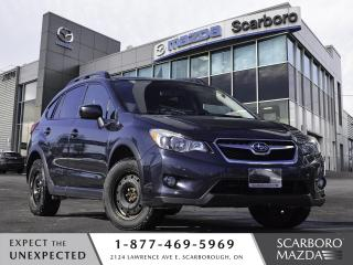 Used 2015 Subaru XV Crosstrek AWD|SNOW TIRES|BACK UP CAMERA|CLEAN CARFAX for sale in Scarborough, ON