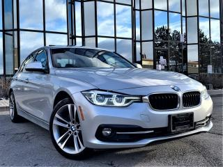 Used 2017 BMW 3 Series 330i XDRIVE|SUNROOF|HEATED MEMORY SEATS|NAVIGATION|ALLOYS! for sale in Brampton, ON
