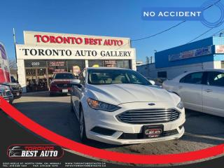 Used 2017 Ford Fusion Hybrid 4dr Sdn S Hybrid FWD NO ACCIDENT! BLUETOOTH! BACK UP CAM! for sale in Toronto, ON