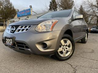 Used 2013 Nissan Rogue AWD 4dr EXTRA SET OF TIRES JUST TRADED IN ! for sale in Brampton, ON