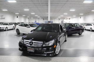 Used 2012 Mercedes-Benz C-Class C250 4MATIC I NAVIGATION I LEATHER I SUNROOF I HEATED SEATS for sale in Mississauga, ON