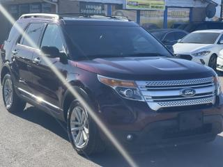Used 2011 Ford Explorer 4WD FULLYLOADED XLT  /1 YEAR ENGINE/TRANSMISSION WARRANTY for sale in Brampton, ON