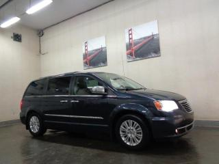 Used 2013 Chrysler Town & Country 4dr Wgn Limited for sale in Edmonton, AB