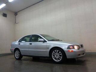 Used 2004 Volvo S40 A 4dr Sdn for sale in Edmonton, AB