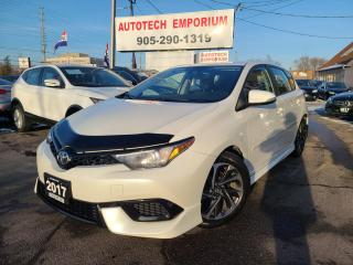 Used 2017 Toyota Corolla iM Navigation/Camera/Heated Seats/Bluetooth for sale in Mississauga, ON