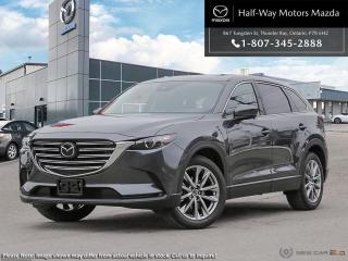 New 2021 Mazda CX-9 GS-L for sale in Thunder Bay, ON