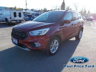 Used 2018 Ford Escape SEL AWD for sale in Bancroft, ON