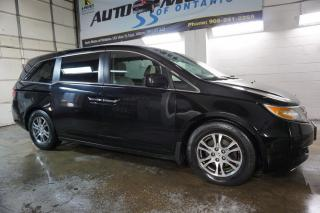 Used 2012 Honda Odyssey EX 8 PSSNGRS CAMERA CERTIFIED 2YR WARRANTY *FREE ACCIDENT* BLUETOOTH ALLOYS POWER SLIDING DOORS for sale in Milton, ON