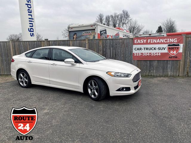 2013 Ford Fusion SE Premium , lots of great options, Navigation, power sunroof and more. call/text 519-732-7478
