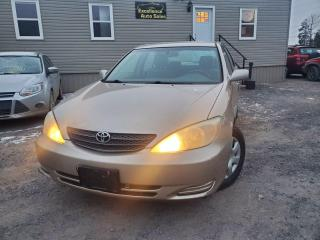Used 2002 Toyota Camry LE for sale in Stittsville, ON