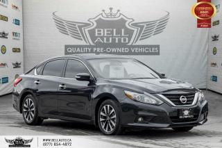 Used 2017 Nissan Altima 2.5 SL, NO ACCIDENT, NAVI, LEATHER, SUNROOF, BLUETOOTH for sale in Toronto, ON