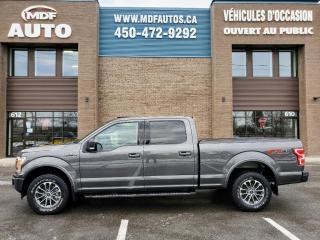 Used 2018 Ford F-150 VENDU for sale in St-Eustache, QC