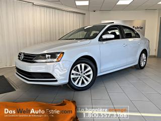 Used 2017 Volkswagen Jetta 1.4 TSI, Wolfsburg, Toit, Automatique for sale in Sherbrooke, QC