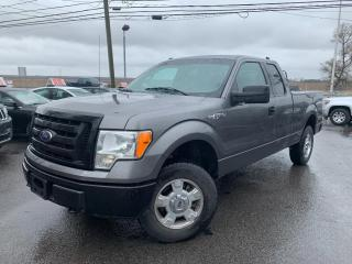 Used 2012 Ford F-150 Xl ,bluetooth, 4x4 3.7 litres for sale in Carignan, QC