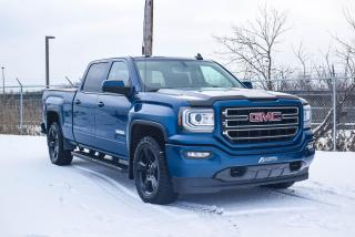 Used 2018 GMC Sierra 1500 SLE ELEVATION CREW CAB 4X4 AIR CLIMATISE MAGS 20P for sale in St-Hubert, QC