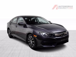 Used 2017 Honda Civic LX A/C MAGS Caméra de Recul for sale in St-Hubert, QC