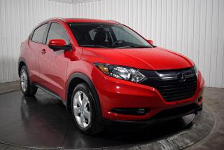 Used 2016 Honda HR-V ex-l awd air climatisé cuir mags gps toit ouvrant for sale in St-Hubert, QC