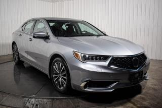 Used 2018 Acura TLX SH AWD AIR CLIMATISÉ CUIR MAGS GPS TOIT OUVRANT for sale in St-Hubert, QC