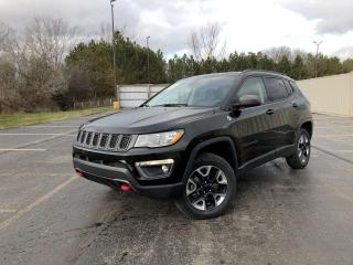 Used 2018 Jeep Compass Trailhawk 4x4 for sale in Cayuga, ON