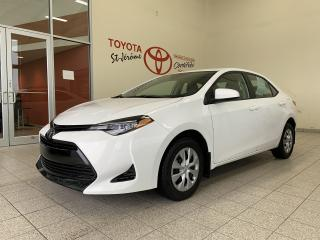 Used 2017 Toyota Corolla * CE * A/C * VITRES ET PORTES ELECT * BLUETOOTH * for sale in Mirabel, QC