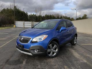 Used 2013 Buick Encore 2WD for sale in Cayuga, ON