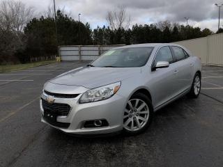 Used 2015 Chevrolet Malibu 2LT for sale in Cayuga, ON