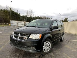 Used 2017 Dodge Grand Caravan SE 2WD for sale in Cayuga, ON