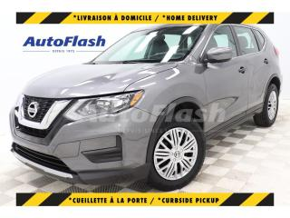 Used 2017 Nissan Rogue *S *AWD *CAMERA *BLUETOOTH *CRUISE *A/C for sale in St-Hubert, QC