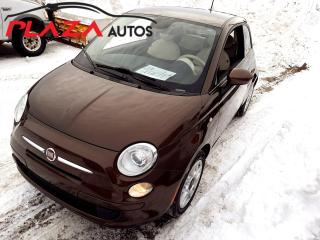 Used 2015 Fiat 500 2DR HB POP for sale in Beauport, QC