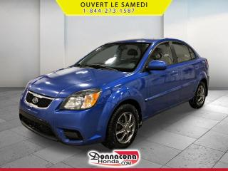 Used 2011 Kia Rio EX *JAMAIS ACCIDENTE* for sale in Donnacona, QC