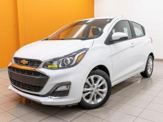 Used 2020 Chevrolet Spark LT WI-FI HOTSPOT CAMÉRA *ANDROID / APPLE* for sale in St-Jérôme, QC