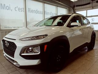 Used 2019 Hyundai KONA PREFERRED CAMÉRA DE RECUL SIEGE VOLANT CHAUFFANT for sale in Ste-Julie, QC