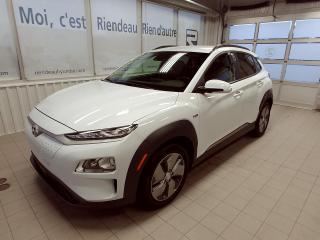 Used 2019 Hyundai KONA Electric ÉLECTRIQUE SIEGE CHAUFFANT CAMÉRA DE RECUL for sale in Ste-Julie, QC