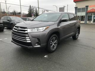 Used 2019 Toyota Highlander LE TI for sale in Sherbrooke, QC