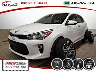 Used 2019 Kia Rio5 EX* TECH* GPS* CUIR* TOIT* CARPLAY* for sale in Québec, QC