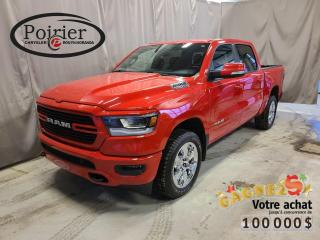 Used 2019 RAM 1500 Big Horn 4X4 Automatique for sale in Rouyn-Noranda, QC