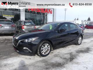 Used 2015 Mazda MAZDA3 GS  - Bluetooth - $102 B/W for sale in Orleans, ON